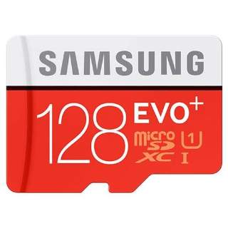 Can I install 128GB microSDXC memory in my Verizon Galaxy S5?-samsung128evo.jpg