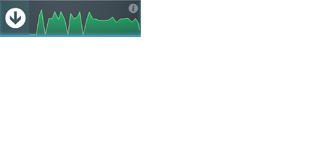 My download speed is limited! How can I fix this?-download-graph-screenshot.png