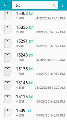 What are these files - there are hundreds of them on my phone-13346547_10210060057597170_8975897667844475138_n.jpg