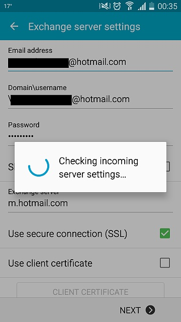 I can't add my Hotmail account to Galaxy S5-screenshot_2016-10-24-00-35-30.jpg
