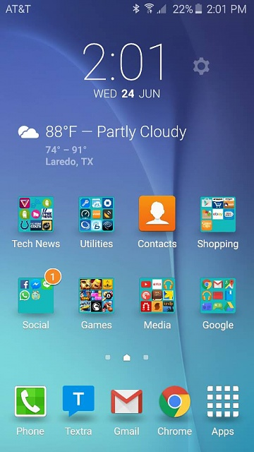 Galaxy S6A - Show Us Your Home Screen(s)-1435172596864.jpg