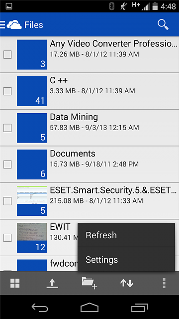 Free 100gb of Onedrive Cloud storage? - Page 2 - Android Forums at