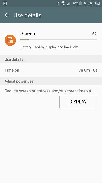 Just do a full reset if you are getting poor battery life...please-uploadfromtaptalk1430181104778.jpg