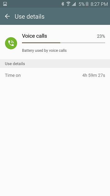 Just do a full reset if you are getting poor battery life...please-uploadfromtaptalk1430181112785.jpg