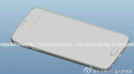 This may be our official FIRST LOOK at the design of the Galaxy S6-samsung-galaxy-s6-original-design-render.jpg