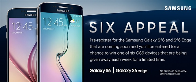 Leaked image of a promotional advertisement for  the Samsung Galaxy S6 and Galaxy S6 Edge.-z2nv46v.jpg