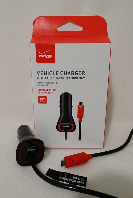 Quick Charge 2.0 Dual USB Car Charger - Android Forums at ...