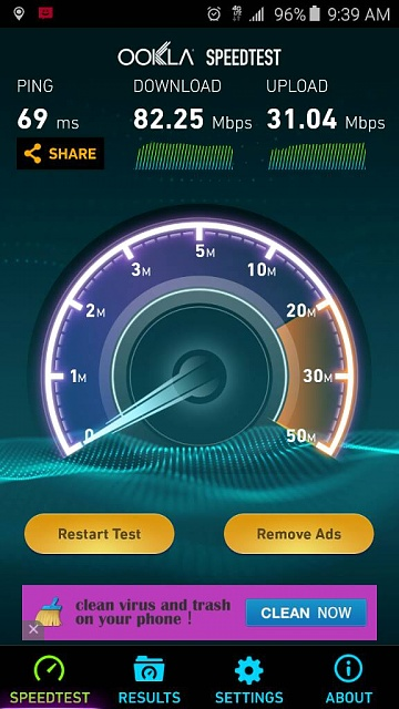 What speeds are you getting on your galaxy s6?-1428263929758.jpg