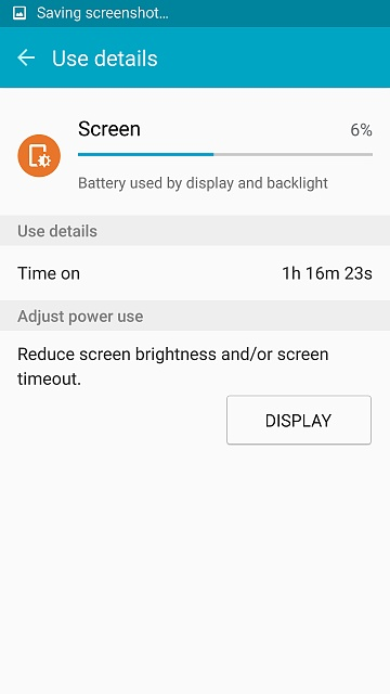 Sprint S6 users - battery life question, what is normal?-screenshot_2015-04-22-14-32-35.jpg