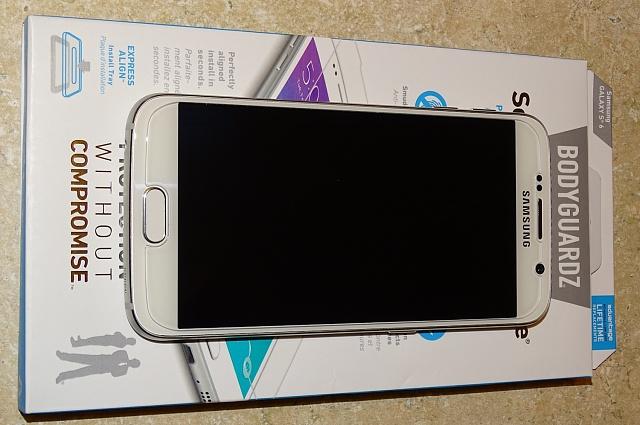 "Bodyguardz Pure Tempered Glass is a ""GO"" with NO Halo.-6pure02.jpg"