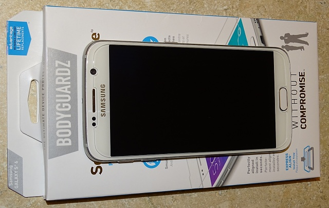 "Bodyguardz Pure Tempered Glass is a ""GO"" with NO Halo.-6pure03.jpg"