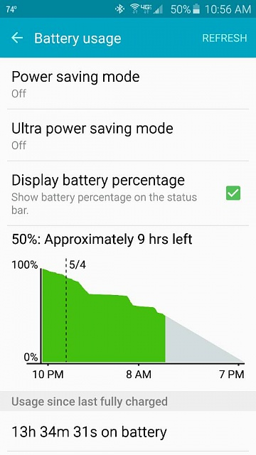 Early S6 users, how's your battery life?-1430751532043.jpg