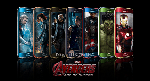 Mystery of the Topaz Blue-androidpit-marvel-avengers-galaxy-s6.png