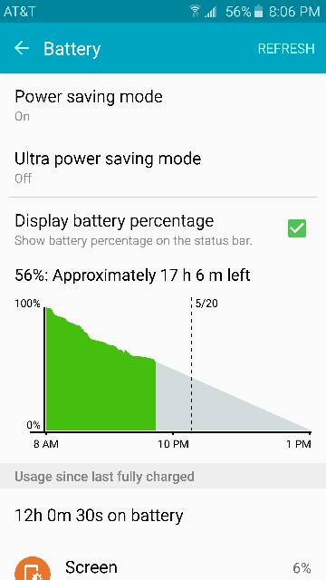 Early S6 users, how's your battery life?-screenshot_2015-05-19-20-06-23.jpg