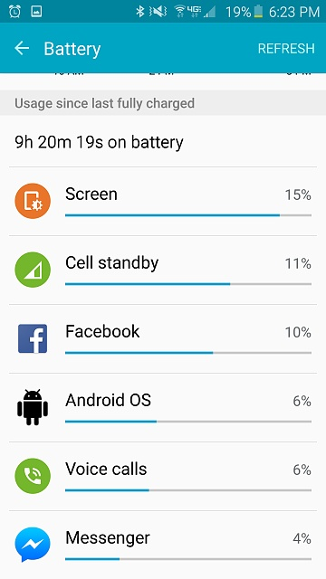 3 days with S6... battery screenshots S4 vs. S6-screenshot_2015-06-13-18-23-41.jpg