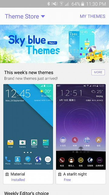 Finally! Material theme in the theme store!-1435289580063.jpg