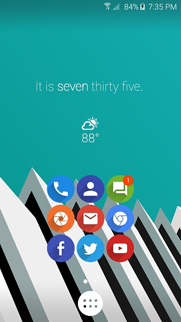 How do I get rid of gradient from top and bottom of homescreen?-screenshot_2015-07-23-19-35-56.jpg