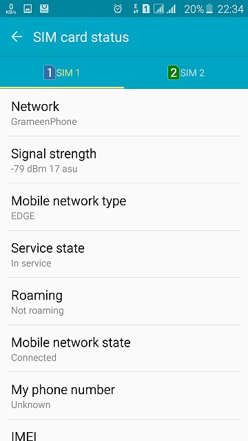 Galaxy S6 (SM - G920FD) Mobile Data Issue/Problem-2._edge_connected_-gsm_only-.jpg