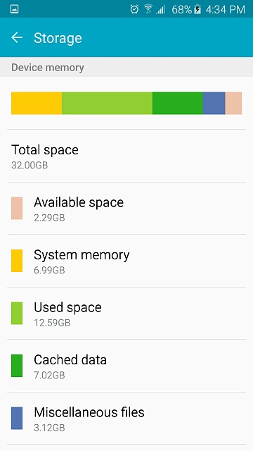Why has my Galaxy S6's performance been varied since I got it? Should I clear my cache?-screenshot_2015-09-18-16-34-07.jpg