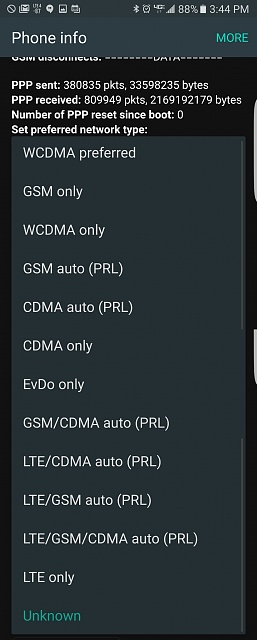 Guide on how to force a specific network mode - Android Forums at