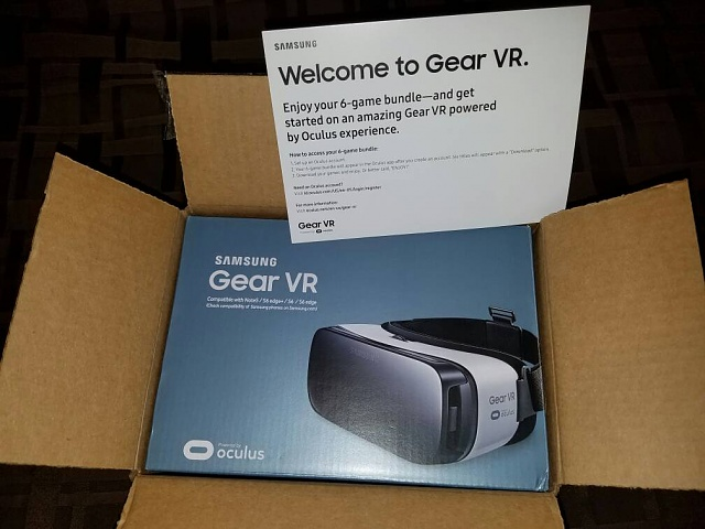 Samsung Gear Vr Promotion >> Gear VR Promotion Success/Failure Thread: please post whether you are successful ... - Page 18 ...