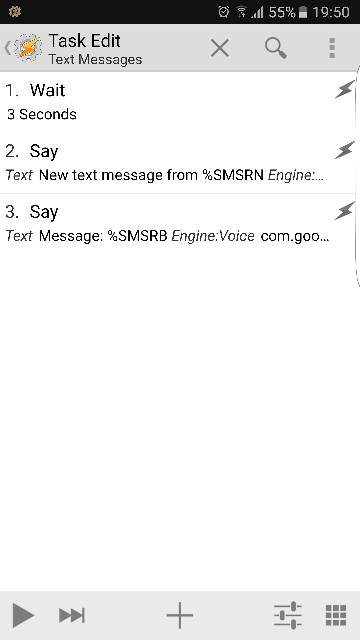 how to send audio messages on android