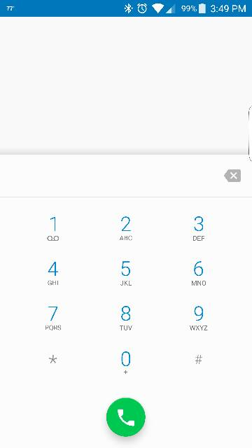 how to change default dialer android