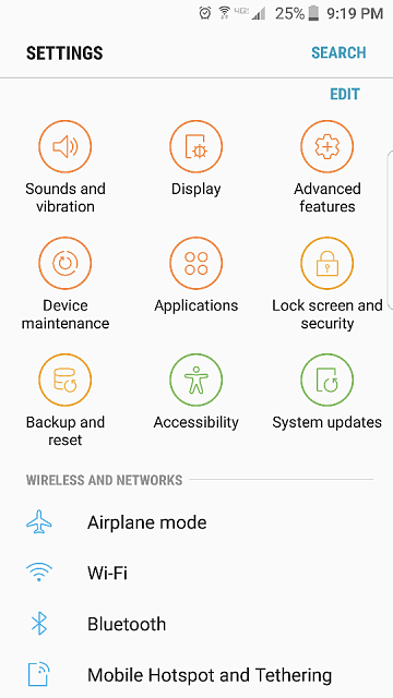 Settings Menu/Quick Settings - Android Forums at AndroidCentral com