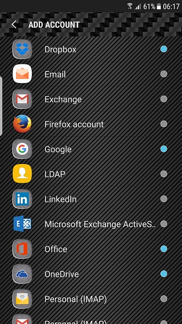 How to add outlook msn email account to my Galaxy S7 Edge-screenshot_20170325-061715.jpg