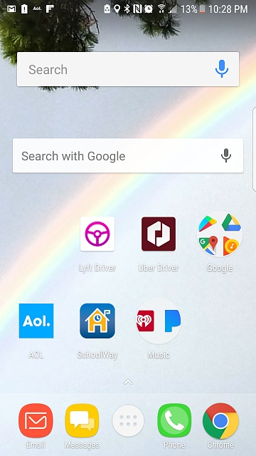 How do I remove search widget from s7 edge not google search bar-screenshot_20180115-222807.jpg