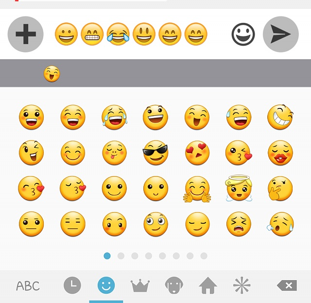 Emojis In Messages Verizon Android Forums At