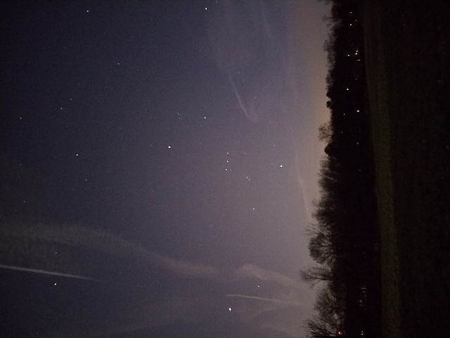 0 for a phone, and LESS functionality for astrophotography? Also, shutter speed question-orionsunset.jpg