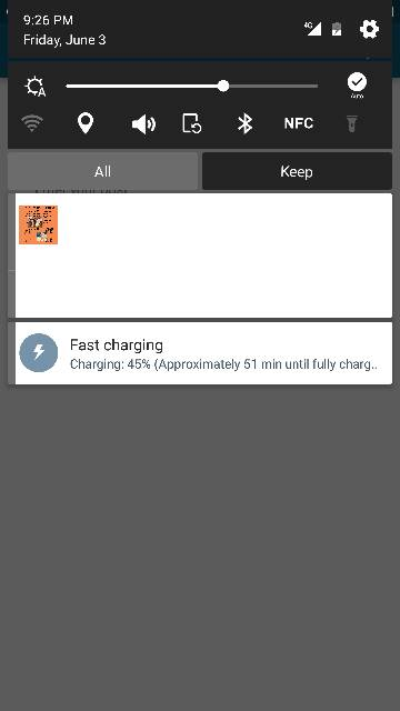 Google Play Music Notification on Good Lock - Android Forums