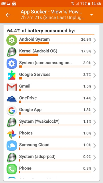 Erratic battery the week before and now since upgrading to Nougat-screenshot_20170519-144625.jpg