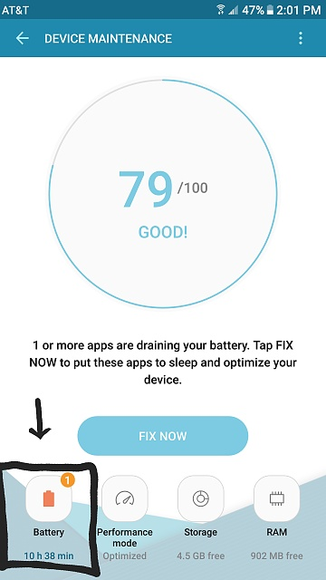 How to turn off Device Maintenance app on S7 running Nougat?-20170602_142127.jpg