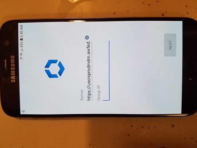 I reset my S7 and now it wants a Knox ID?-20190911_064028.jpg
