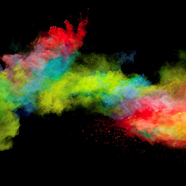 Photo Collection Powder Dust Wallpaper