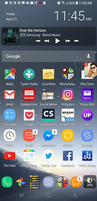 Post homescreen screenshots taken on your Samsung S8 / S8+-screenshot_20170421-114532.jpg