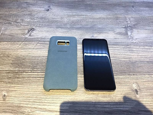 Samsung S8+ Alcantara and 2 piece cover experience and pics-1493067054900.jpg
