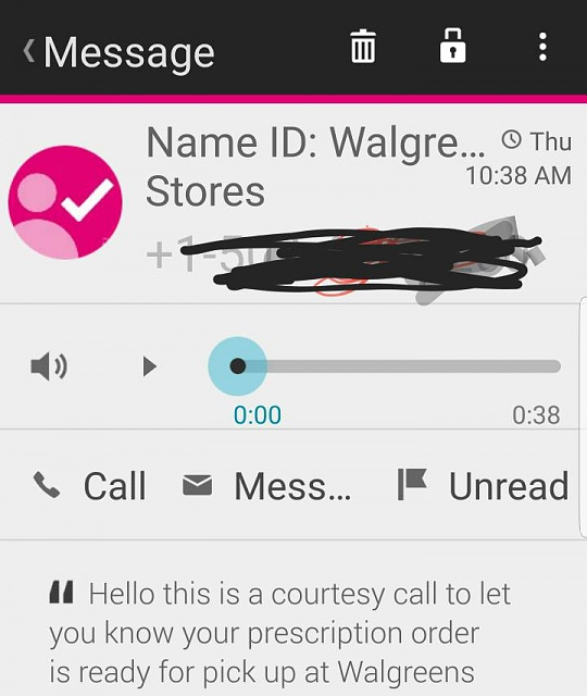 Samsung Visual Voicemail vs T-Mobile Visual Voicemail? - Android