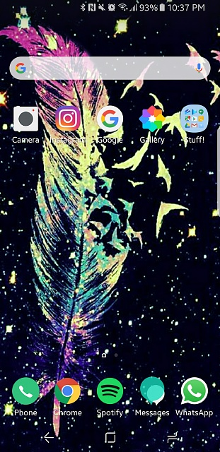 Post homescreen screenshots taken on your Samsung S8 / S8+-screenshot_20170428-223702.jpg