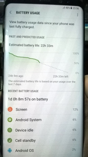 Samsung S8+, Battery is draining so fast and i am not sure why?-wp_20170511_001.jpg