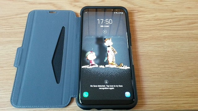 Bloody hell    Scratched my S8 Plus screen - Page 2