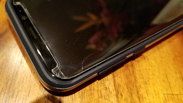 Dropped my phone today, survived-20170522_214039_1495507352704.jpg