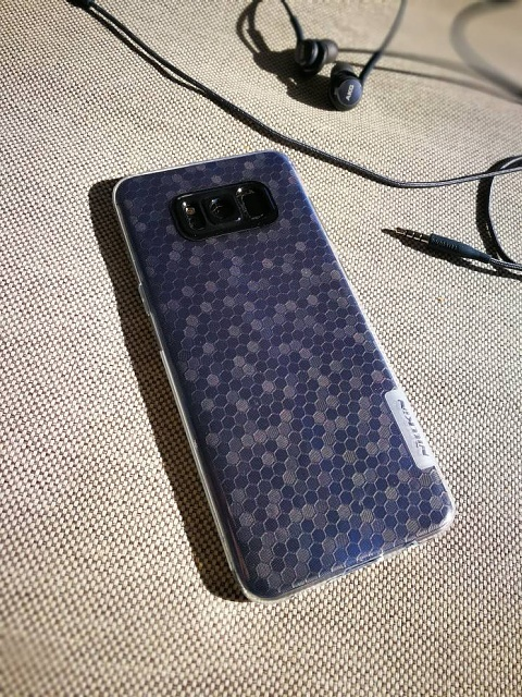 super popular 36e08 a0f0c Dbrand installed on S8 - Page 2 - Android Forums at AndroidCentral.com