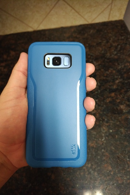 Silk Innovations - Base Grip Slim Case for the Samsung Galaxy S8/8+-img_20170902_2104528.jpg