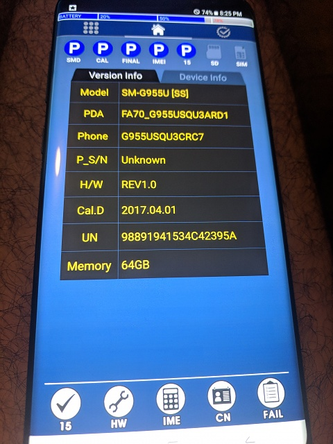 hello i flashed my galaxy S8+ with the wrong combination file-img_20180726_005820.jpg