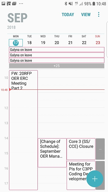 S8 Calendar app creating duplicate events from outlook account-2018-09-17-10.48.01.jpg