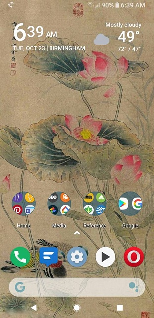 Post homescreen screenshots taken on your Samsung S8 / S8+-screenshot_20181023-063913_hyperion.jpeg