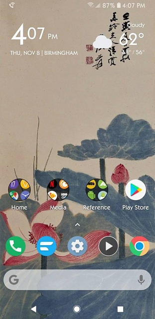 Post homescreen screenshots taken on your Samsung S8 / S8+-screenshot_20181108-160701_nova-20launcher.jpeg